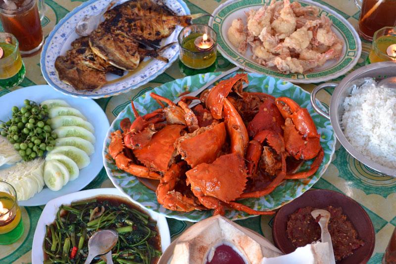 Seafood-pantai-depok